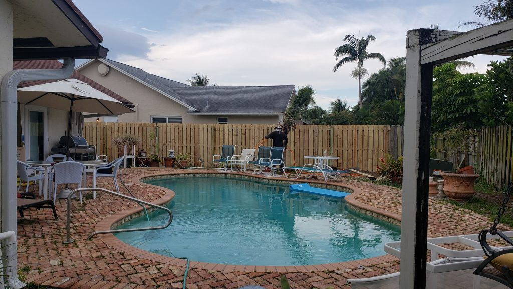 Pool Fence Installation in Grand Prairie, Texas