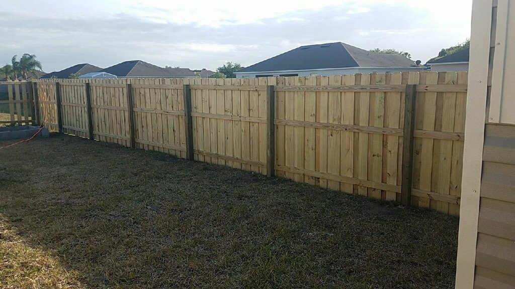 fence company in Grand Prairie