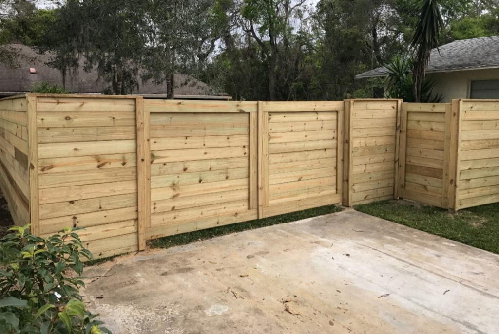 wood Fence Installation in Grand Prairie, TX